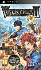 Valkyria Chronicles II product image