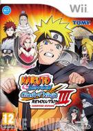 Naruto Shippuden Clash of Ninja Revolution 3 product image