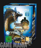 Monster Hunter Tri + Controller Classic Pro Black product image