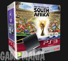 PS3 (250GB) + FIFA World Cup 2010 South Africa product image