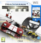 TrackMania Wii + Wheel product image