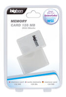 Wii Memory Card GameCube 128MB product image