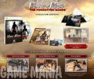 Prince of Persia - The Forgotten Sands Limited Collector's Edition product image