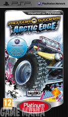 MotorStorm - Arctic Edge - Platinum product image
