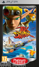 Jak and Daxter - The Lost Frontier - Platinum product image
