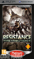 Resistance - Retribution - Platinum product image