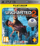 Uncharted 2 - Among Thieves - Platinum product image