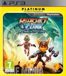 Ratchet & Clank - A Crack in Time - Platinum product image