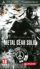 Metal Gear Solid - Peace Walker product image