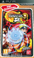 Naruto - Ultimate Ninja Heroes 2 - Essentials product image