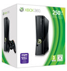 XBOX 360 S Black (250GB) + 4 Games 1 product image
