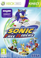 Sonic - Free Riders product image