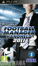 Football Manager Handheld 2011 product image