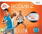 EA Sports-Active 2 + Cardiometer product image
