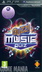 Buzz - Ultimate Music Quiz product image