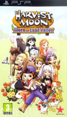 Harvest Moon - Hero of Leaf Valley product image
