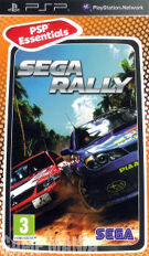 SEGA Rally - Essentials product image