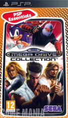 SEGA Mega Drive Collection - Essentials product image