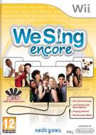 We Sing - Encore + 2 Microphones product image