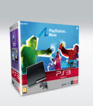 PS3 (320GB) + Move Starter Pack (Move Controller+Camera) product image