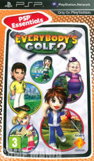 Everybody's Golf 2 - Essentials product image
