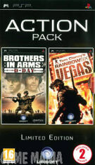 Brothers in Arms - D-Day + Rainbow Six Vegas product image