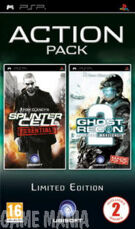 Splinter Cell - Essentials + Ghost Recon - Advanced Warfighter 2 product image