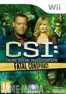 CSI - Crime Scene Investigation - Fatal Conspiracy product image