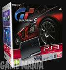 PS3 (320GB) + Gran Turismo 5 product image