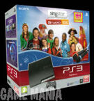 PS3 (320GB) + SingStar Studio 100 + Microphones product image