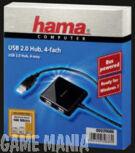 USB Hub (4 poorten) - Hama product image