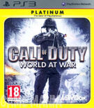 Call of Duty - World at War - Platinum product image