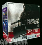 PS3 (320GB) + Medal of Honor product image
