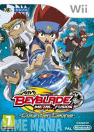 Beyblade - Metal Fusion + Beyblade Counter Leone D125B product image