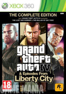 Grand Theft Auto IV - The Complete Edition product image