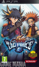 Yu-Gi-Oh! 5D's Tag Force 5 product image