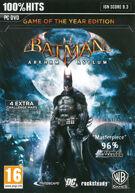 Batman - Arkham Asylum Game of the Year Edition product image
