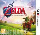 The Legend of Zelda - Ocarina of Time 3D product image