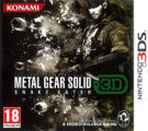 Metal Gear Solid - Snake Eater 3D product image