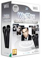 We Sing - Robbie Williams + 2 Microphones product image