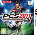 Pro Evolution Soccer 2011 3D product image