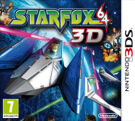 Star Fox 64 3D product image