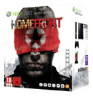 XBOX 360 S Black (250GB) + Homefront product image