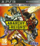Anarchy Reigns Limited Edition product image