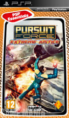 Pursuit Force - Extreme Justice - Essentials product image