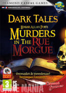 Dark Tales-Edgar Allan Poe's Murders in the Rue Morgue product image