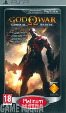 God of War - Ghost of Sparta - Platinum product image