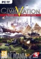 Civilization V Game of the Year Edition product image