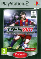 Pro Evolution Soccer 2011 - Platinum product image