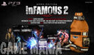 inFAMOUS 2 Hero Edition product image